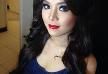 Make Up PhotoShoot by Flo Make Up Artist