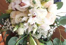 Rani and Michael wedding by Royal Petals