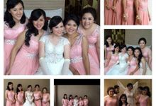 Bridesmaid by Frenselin Make Up Artist