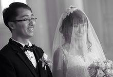 Donny Melissa Wedding Day by Serenity wedding organizer