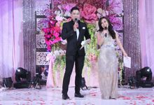 MC ICHA WU - 081804553435 - ALVIN & LIDIA by Rich Management