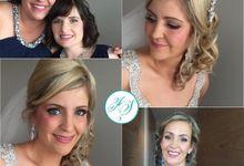 Wedding | Various Clients - International by Felicia Sarwono Makeup Art
