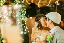 Ryoko & Harry Wedding by Barnas Viola Photography