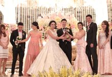 Wedding Wilson & Winy by Forentrie Management ( Wedding Organizer & Music Entertainment )