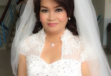 Wedding Singapore by Noveo Alexander Professional Makeup Artist