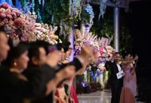 Engagement Party of Vitry & Andy by Mc ChokySaputra