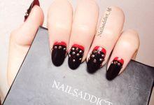 Fashion Nailart by NAILSADDICT