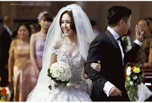Adhi & Laurin Wedding Prewedding Photoshoot by Cindy Tandiyah