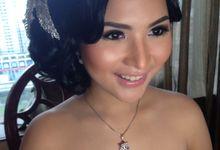 JW Marriott Infinite Wedding Moment by NITA GUNAWAN MakeUpArtist