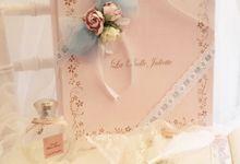Packaging by La Belle Juliette