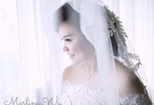 Tommy & Evelyn Wedding by Marlina Wu MUA