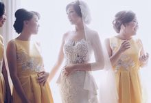 Melissa Wedding by Cindy Tandiyah