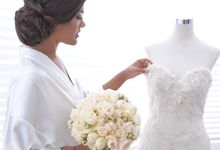 Elegant Wedding by Bridal Hair Culture