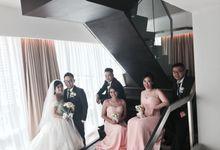 The Essential Wedding of Ruddy & Veronica by Serenity wedding organizer