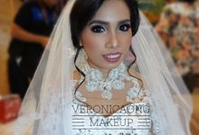 brides by Veronicaong Makeup