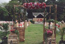 Jim & Devy wedding by Ruschic Decor