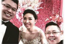 Wedding David & Lily by Forentrie Management ( Wedding Organizer & Music Entertainment )