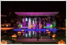 Newlook V2 Dancefloor at Villa Matahari by Bali-stage.com