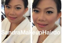 Guest makeup wedding by Sandra MUA The Bright Salon and Bridal