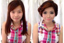 Make Up Prewedding by Flo Make Up Artist