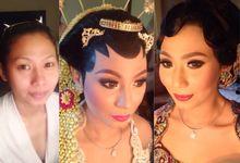 wedding nesya pontianak by Joeniar Firmansyah MUA