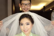 Wedding Jakarta by Noveo Alexander Professional Makeup Artist