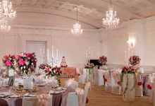 Wedding at The Straits Room by The Fullerton Hotels