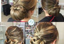 Wedding | Hair Styling by Felicia Sarwono Makeup Art