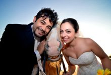 Mr Armin and Mrs Paniz by AdithyaPerabawa Photograph