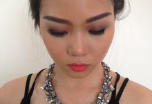 Photoshoot syak2 by Makeup by Lutvina