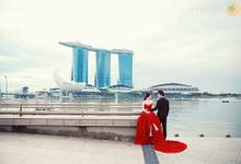 Prewedding of Jimmy and Lily by Fairy Couture