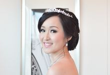 Bridal Make Up by Mimi kwok makeup artist