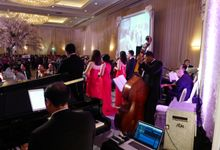 Johan & Merisa Wedding Day by Nico Santoso Entertainment