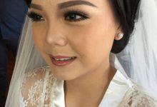 Devi & Dommy by Theiya Makeup Artistry