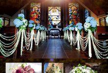 Caleruega Church in Tagaytay by Loi Floral Sense by Serge Igonia