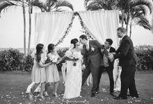 Meylani & Adam -  Bali Wedding by AT Photography Bali
