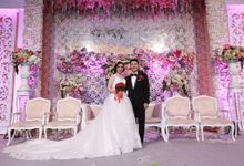 The Wedding of Anthony and Merry by W The Organizer