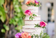 Stunning boho clifftop wedding in Bali by Butter Bali