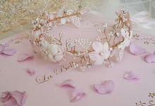 Fairy headband by La Belle Juliette