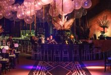 The Great Gatsby by d'lara Chocolate and Events