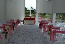 The wedding of Niko & Patricia by Evlin Decoration
