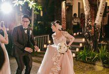 Marsya&Shinta Wedding by IMELDAVID