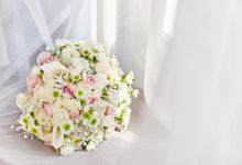 Bridal Bouquet by Le Bouquetz