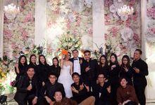 Wedding of Agus & Eva by Dennys & Crew