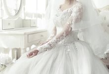 The Wedding by IMELDAVID