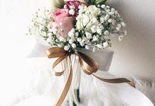 Novedi and Stevani Wedding by Bloomwood Florist