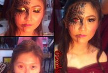 Thematic Makeup by Ani Lee Makeup Artist