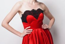Prewedding and evening dress by Exme Gallery