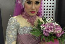Pengantin hijab by Amora bridal