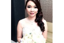 WeddingMakeup by Lina Gunawan MakeUpArtist